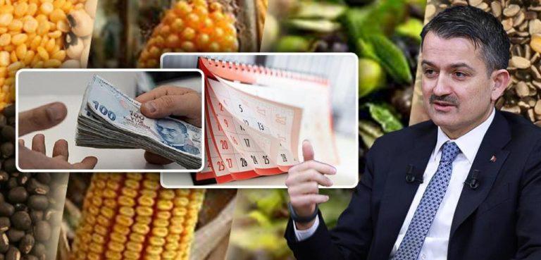 Tarımsal desteklerde başvurular uzatıldı,ödemeler gecikecek