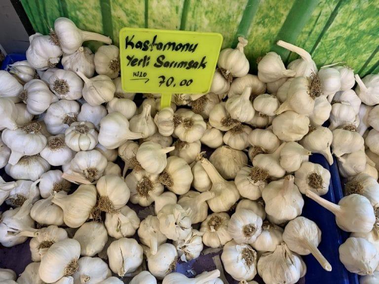 Sarımsak, soğan, patates enflasyonu